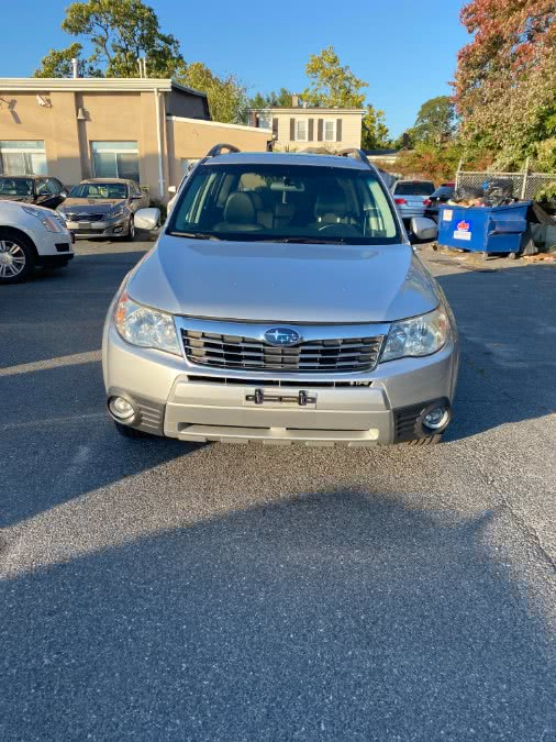 Used Subaru Forester (Natl) 4dr Auto X Limited 2009 | J & A Auto Center. Raynham, Massachusetts