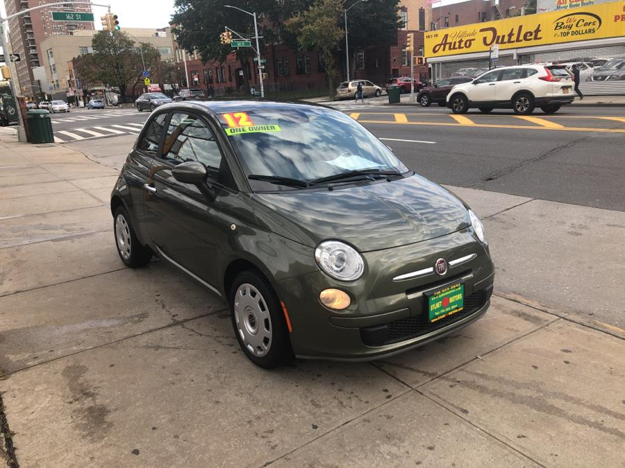 Used 2012 FIAT 500 in Jamaica, New York | Sylhet Motors Inc.. Jamaica, New York