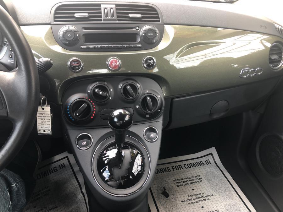 Used FIAT 500 2dr HB Pop 2012 | Sylhet Motors Inc.. Jamaica, New York