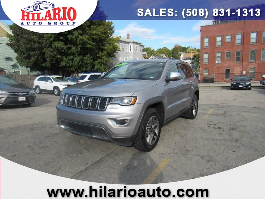 Used 2019 Jeep Grand Cherokee in Worcester, Massachusetts | Hilario's Auto Sales Inc.. Worcester, Massachusetts