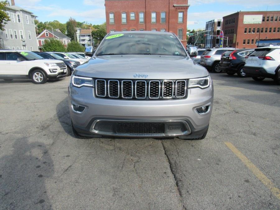 Used Jeep Grand Cherokee Limited 2019 | Hilario's Auto Sales Inc.. Worcester, Massachusetts