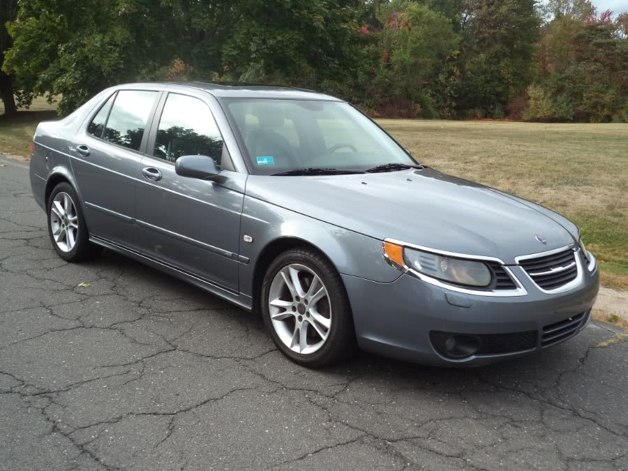 Used Saab 9-5 4dr Sdn Auto 2007 | International Motorcars llc. Berlin, Connecticut