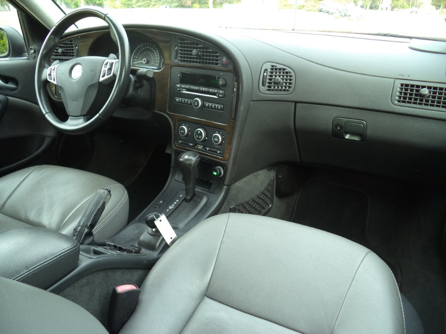 Used Saab 9-5 4dr Sdn Auto 2007 | International Motorcars llc. Berlin, Connecticut
