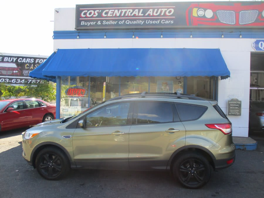 Used Ford Escape 4WD 4dr SE 2013 | Cos Central Auto. Meriden, Connecticut