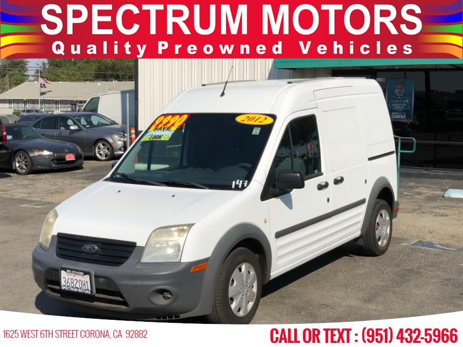 Used 2012 Ford Transit Connect in Corona, California | Spectrum Motors. Corona, California