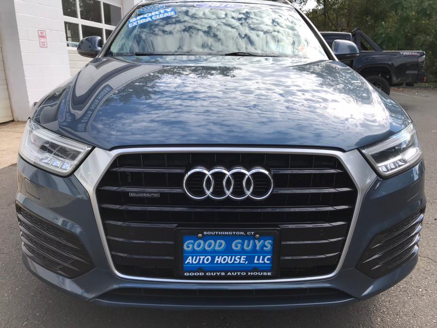 Used Audi Q3 quattro 4dr Prestige 2016 | Good Guys Auto House. Southington, Connecticut