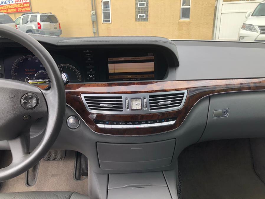 Used Mercedes-Benz S-Class 4dr Sdn 5.5L V8 RWD 2007   Eugen's Auto Sales & Repairs. Philadelphia, Pennsylvania