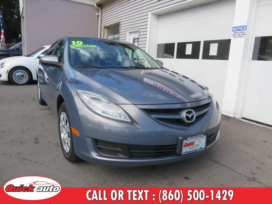 Used 2010 Mazda Mazda6 in Bristol, Connecticut | Quick Auto LLC. Bristol, Connecticut