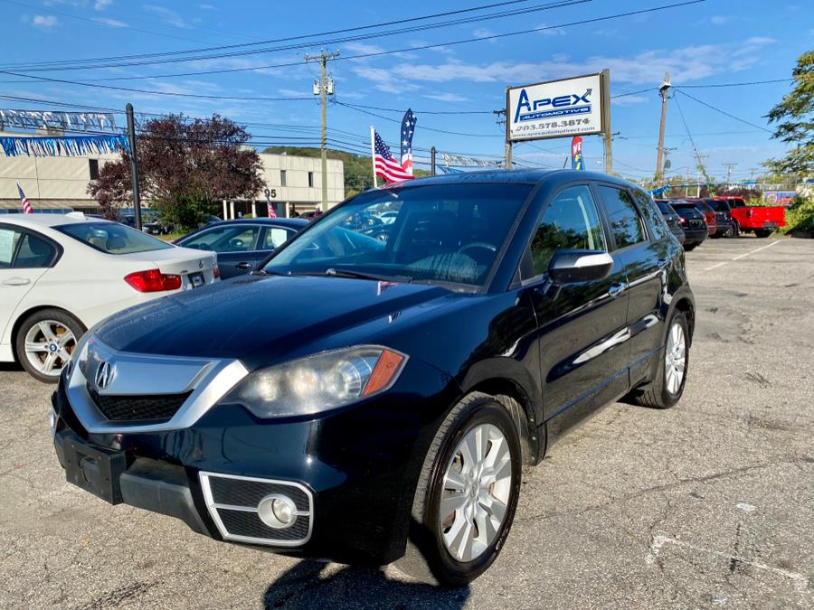 Used Acura RDX AWD 4dr 2011 | Apex  Automotive. Waterbury, Connecticut