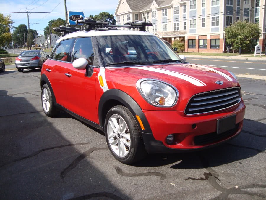 Used 2014 MINI Cooper Countryman in Manchester, Connecticut | Yara Motors. Manchester, Connecticut