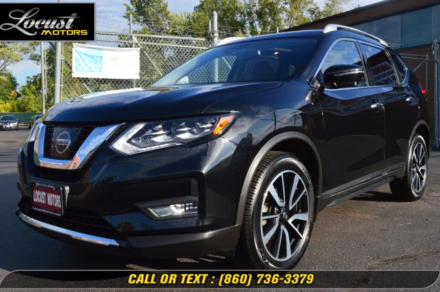 Used 2017 Nissan Rogue in Hartford, Connecticut | Locust Motors LLC. Hartford, Connecticut