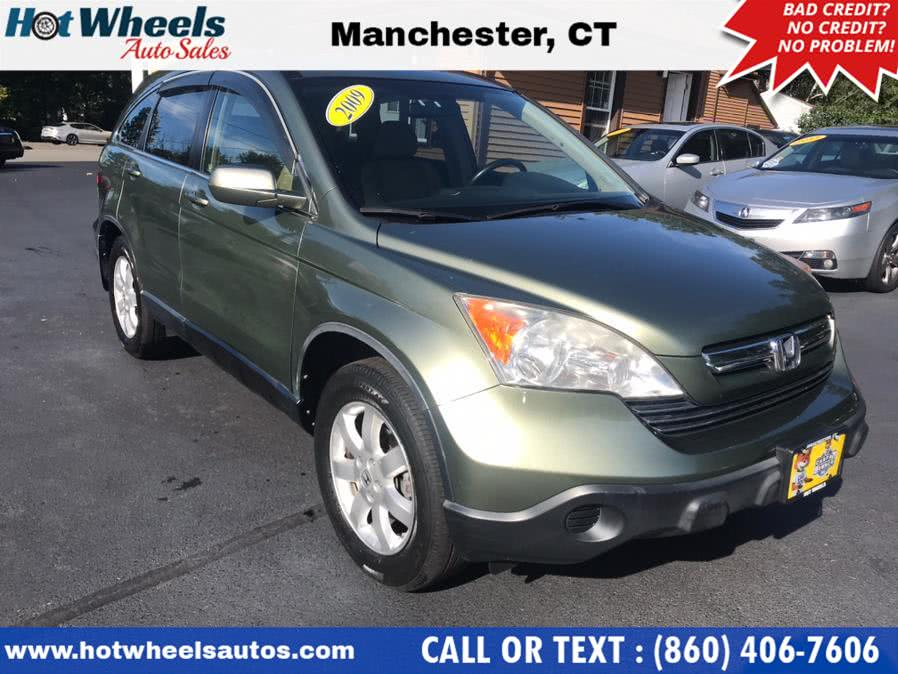 Used 2009 Honda CR-V in Manchester, Connecticut | Hot Wheels Auto Sales LLC. Manchester, Connecticut