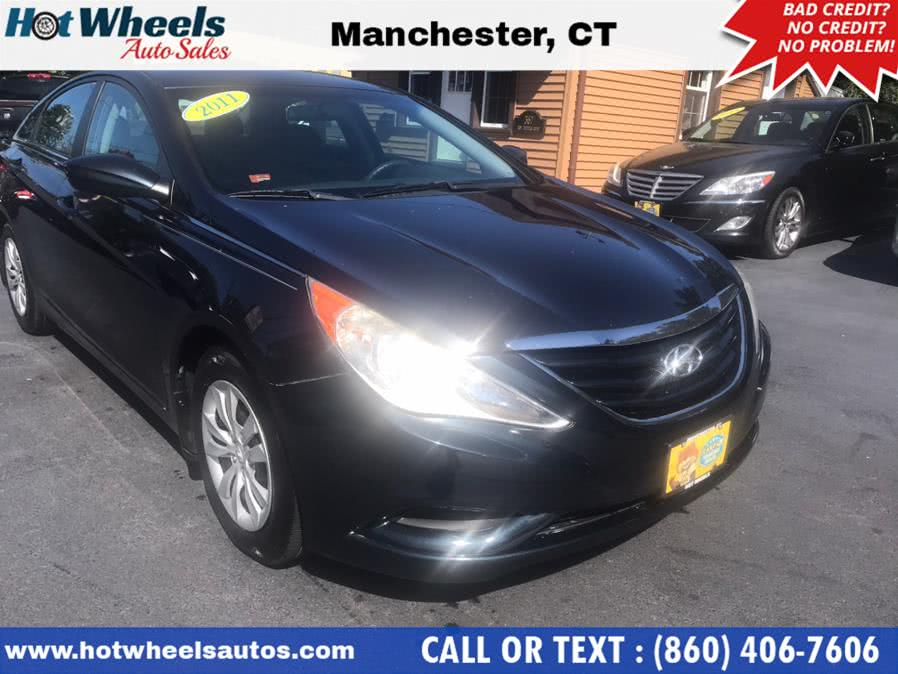 Used 2011 Hyundai Sonata in Manchester, Connecticut | Hot Wheels Auto Sales LLC. Manchester, Connecticut