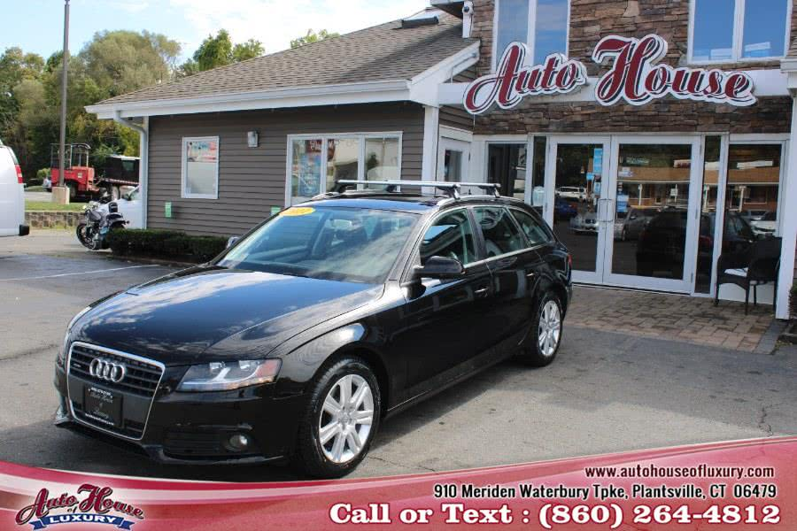 Used 2011 Audi A4 in Plantsville, Connecticut | Auto House of Luxury. Plantsville, Connecticut