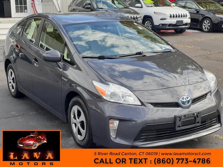 Used 2013 Toyota Prius in Canton, Connecticut | Lava Motors. Canton, Connecticut