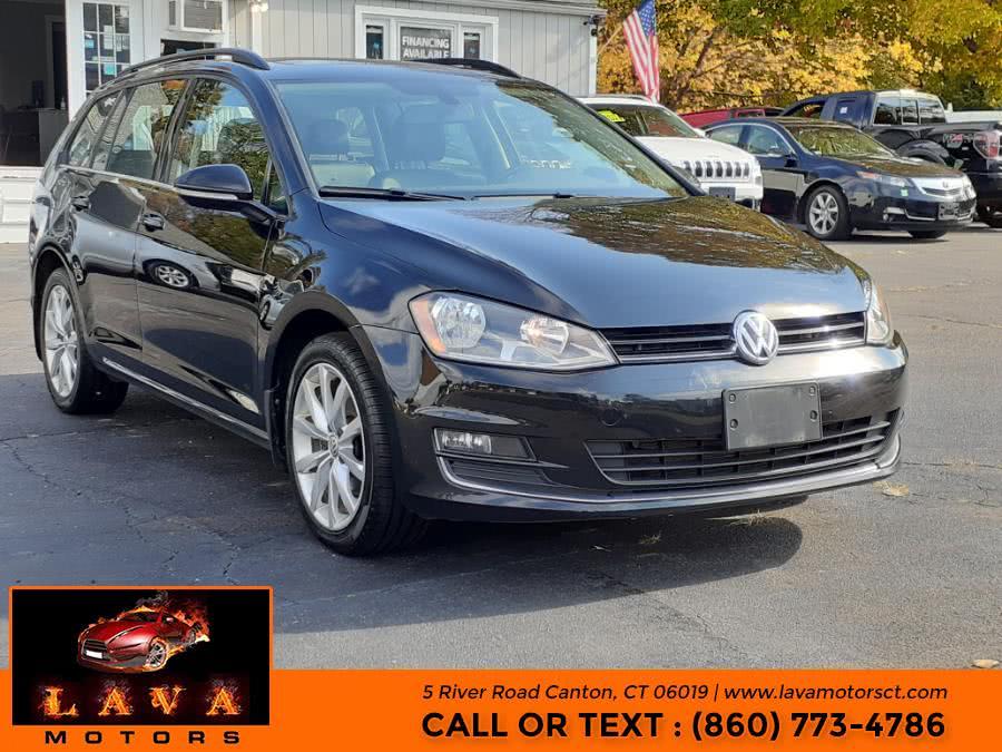 Used 2016 Volkswagen Golf SportWagen in Canton, Connecticut | Lava Motors. Canton, Connecticut