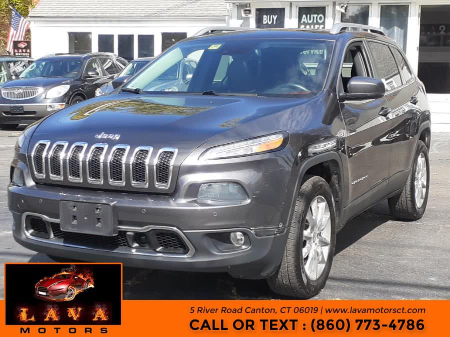 Used 2014 Jeep Cherokee in Canton, Connecticut | Lava Motors. Canton, Connecticut