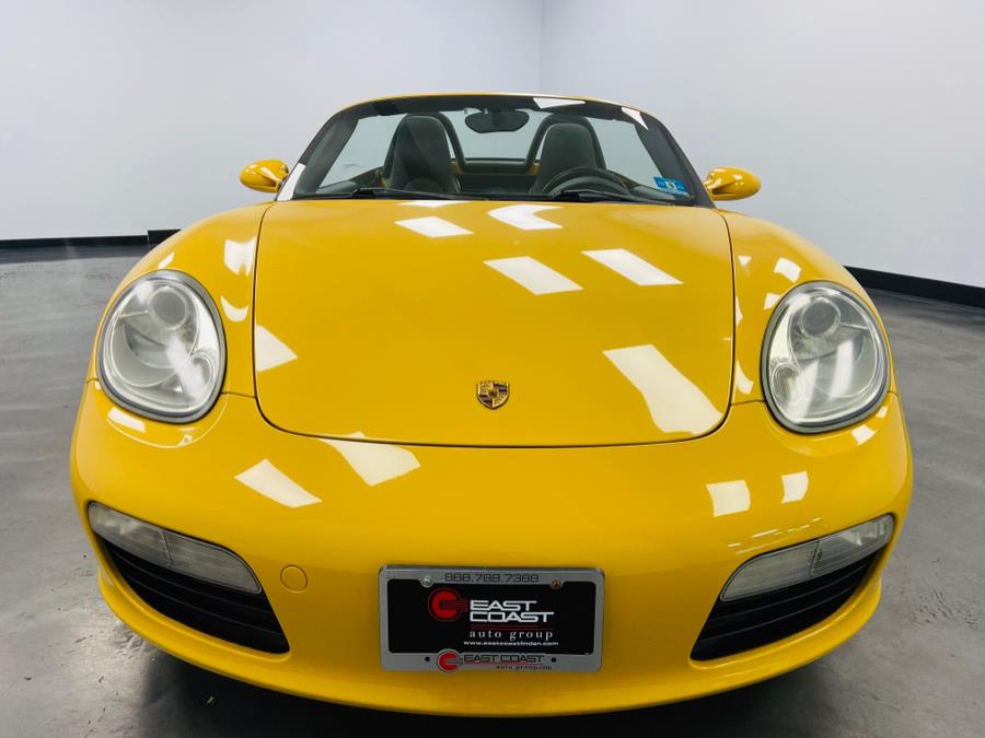 Used Porsche Boxster 2dr Roadster 2007 | East Coast Auto Group. Linden, New Jersey