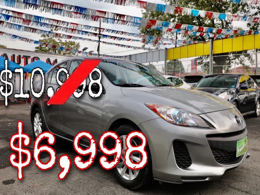 Used 2012 Mazda Mazda3 in Bronx, New York | Advanced Auto Mall. Bronx, New York