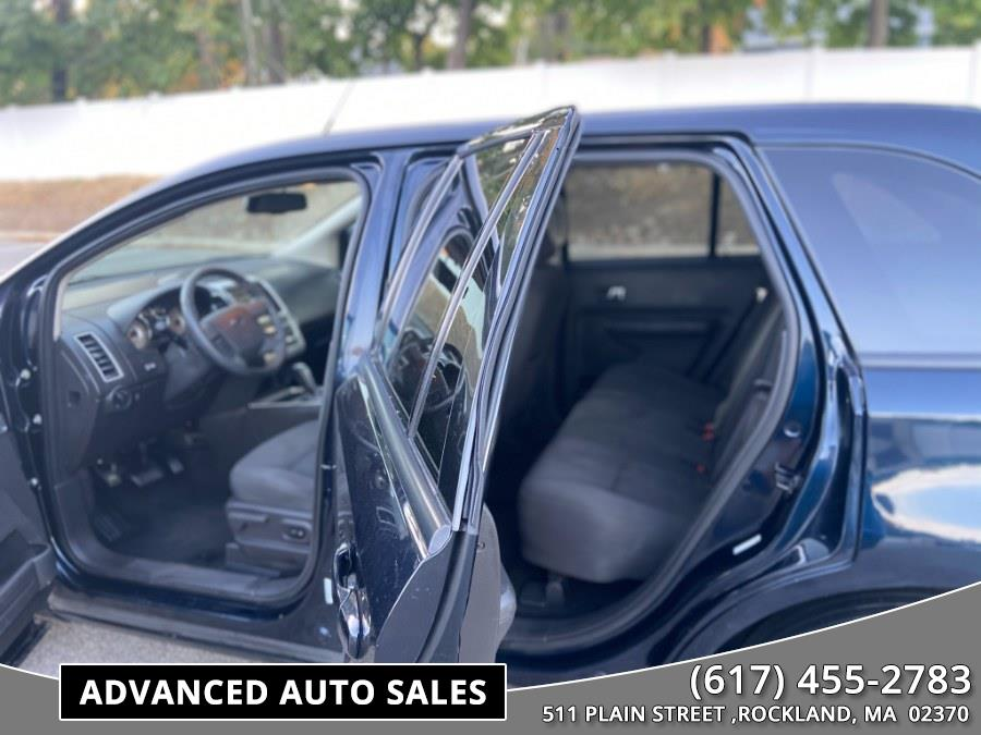 Used Ford Edge 4dr SEL FWD 2008   Advanced Auto Sales. Rockland, Massachusetts