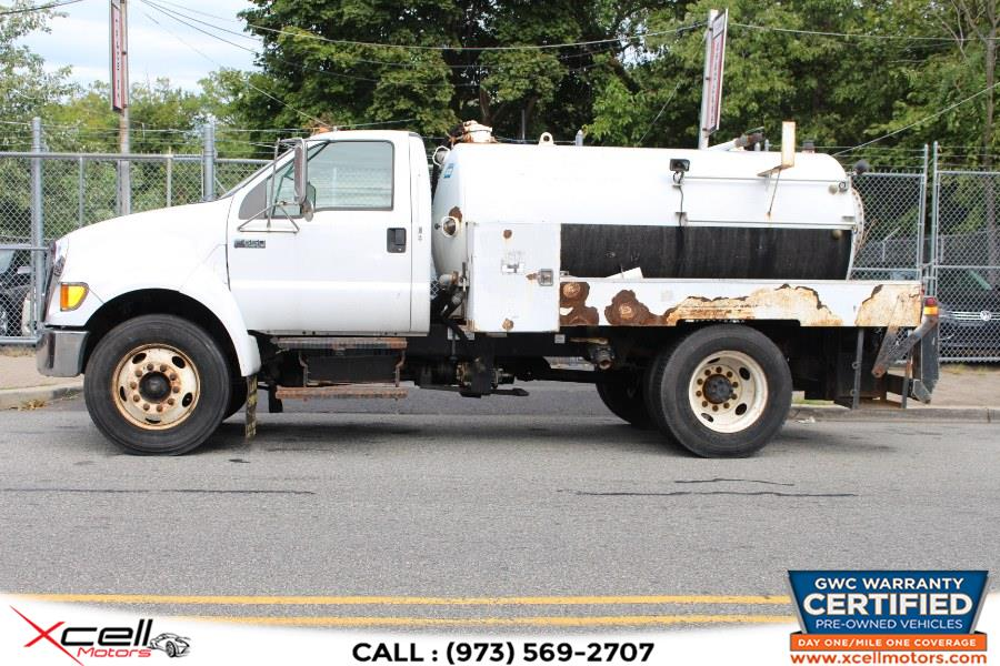 Used Ford Super Duty F-650 Straight Frame Reg Cab XL 2007 | Xcell Motors LLC. Paterson, New Jersey