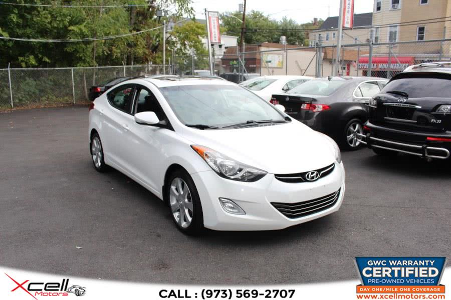 Used 2013 Hyundai Elantra  Limited in Paterson, New Jersey | Xcell Motors LLC. Paterson, New Jersey