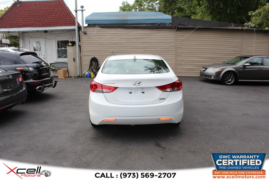 Used Hyundai Elantra  Limited 4dr Sdn Auto Limited 2013 | Xcell Motors LLC. Paterson, New Jersey