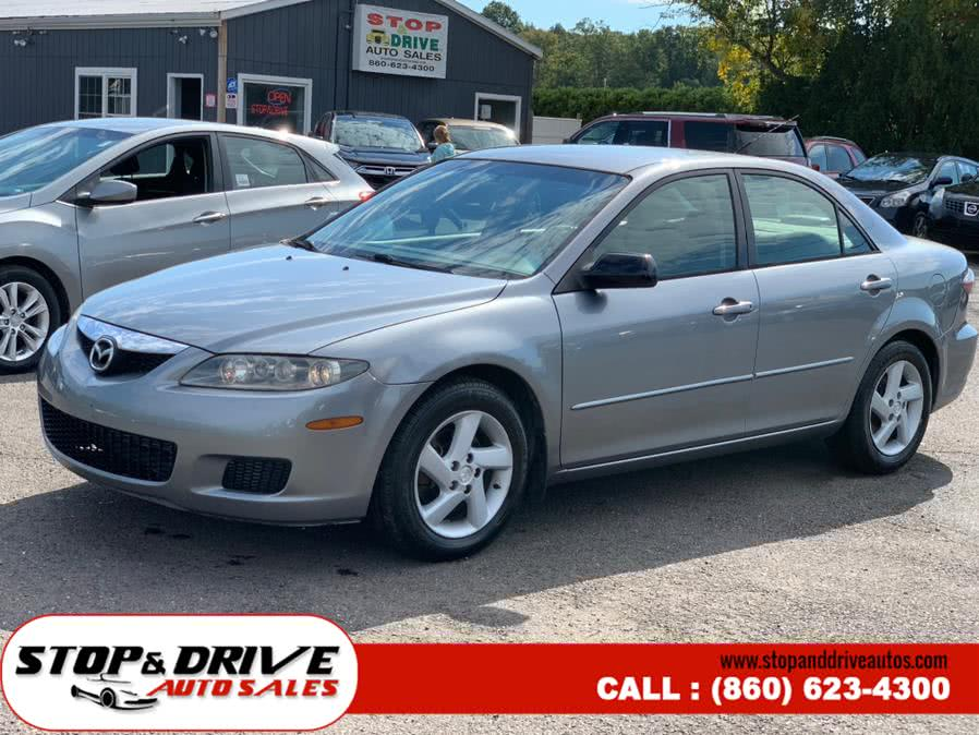 Used 2006 Mazda Mazda6 in East Windsor, Connecticut | Stop & Drive Auto Sales. East Windsor, Connecticut