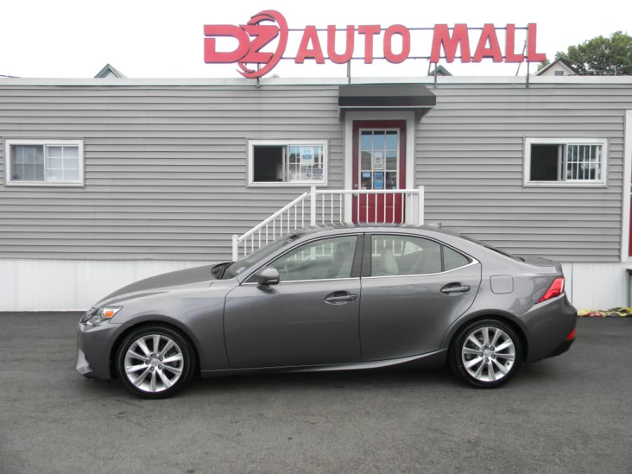 Used 2014 Lexus IS 250 in Paterson, New Jersey   DZ Automall. Paterson, New Jersey