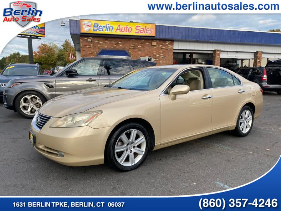 Used Lexus ES 350 4dr Sdn 2008 | Berlin Auto Sales LLC. Berlin, Connecticut