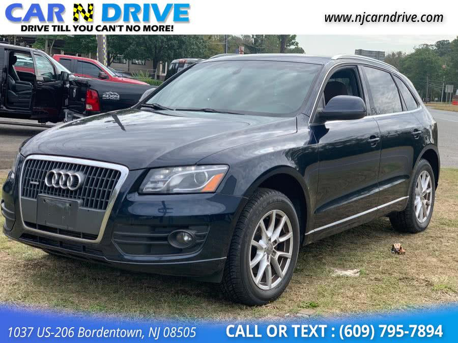 Used Audi Q5 2.0 quattro Premium 2011 | Car N Drive. Bordentown, New Jersey