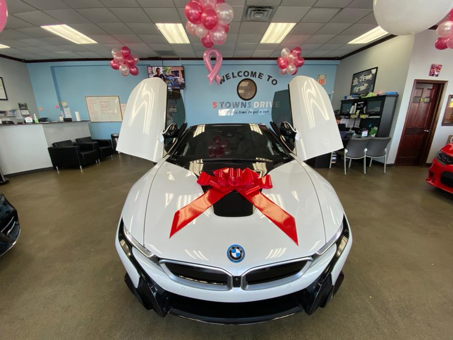 Used BMW i8 Roadster Roadster 2019 | 5 Towns Drive. Inwood, New York