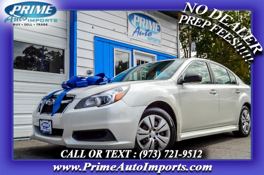 Used 2014 Subaru Legacy in Bloomingdale, New Jersey | Prime Auto Imports. Bloomingdale, New Jersey