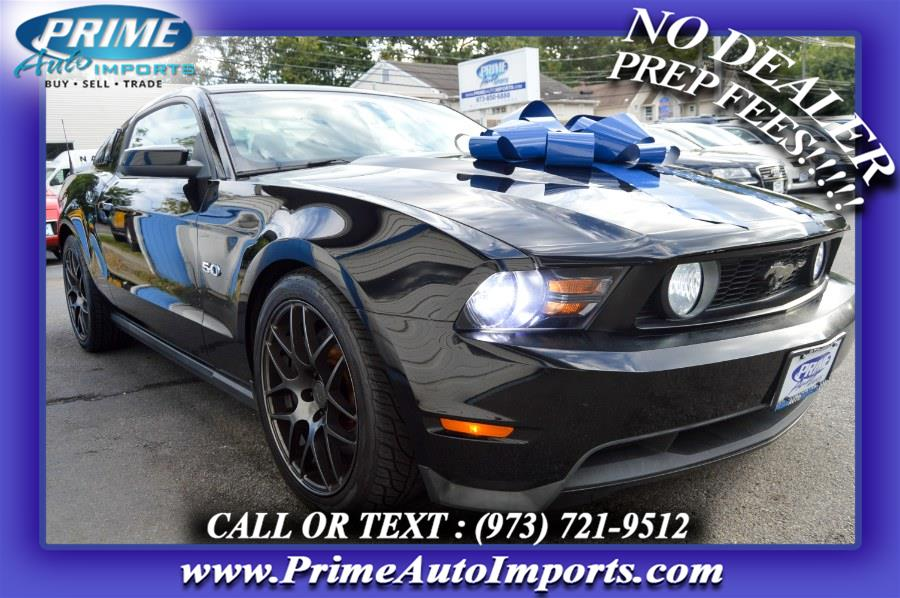 Used Ford Mustang 2dr Cpe GT 2011 | Prime Auto Imports. Bloomingdale, New Jersey
