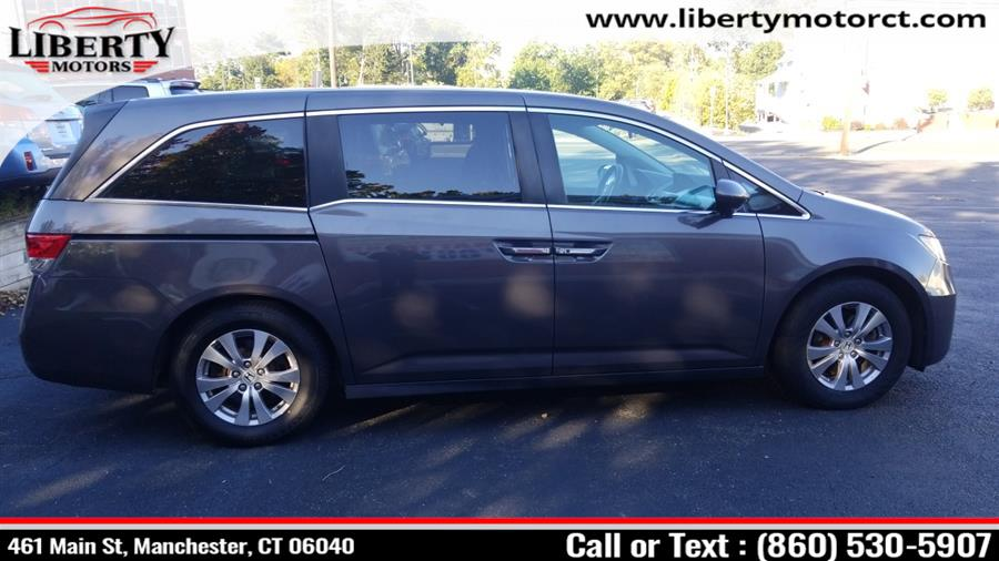 Used Honda Odyssey 5dr EX 2014 | Liberty Motors. Manchester, Connecticut
