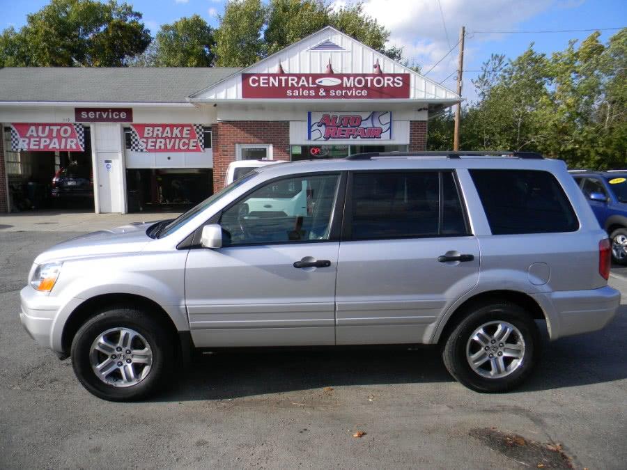 Used Honda Pilot EX-L AT 2005 | M&M Vehicles Inc dba Central Motors. Southborough, Massachusetts