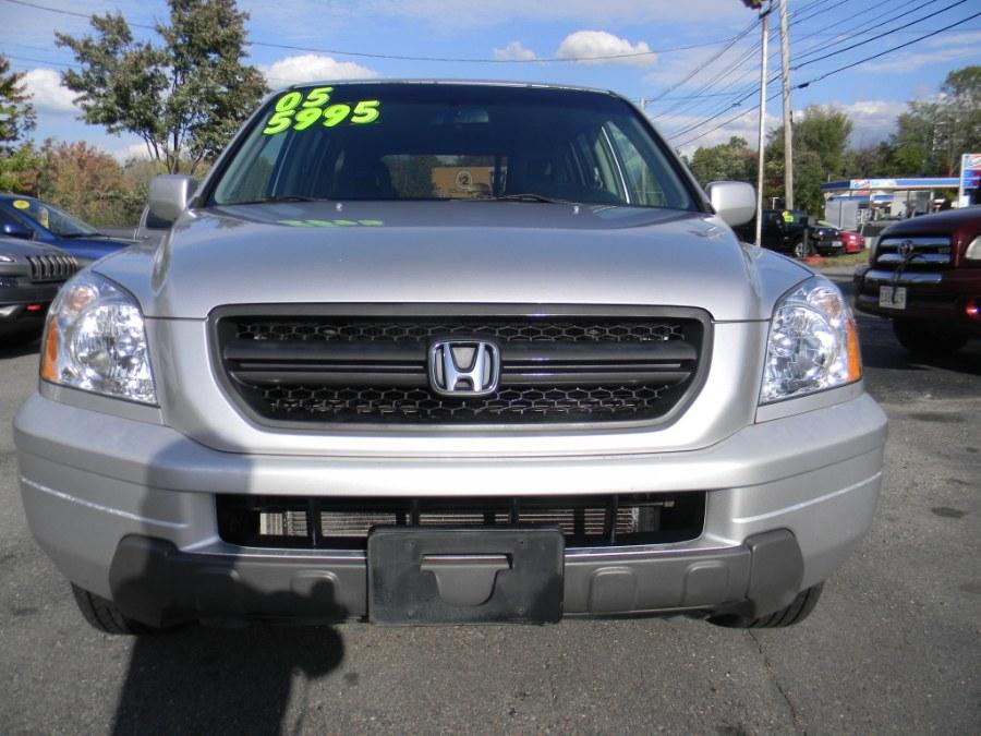 Used Honda Pilot EX-L AT 2005   M&M Vehicles Inc dba Central Motors. Southborough, Massachusetts
