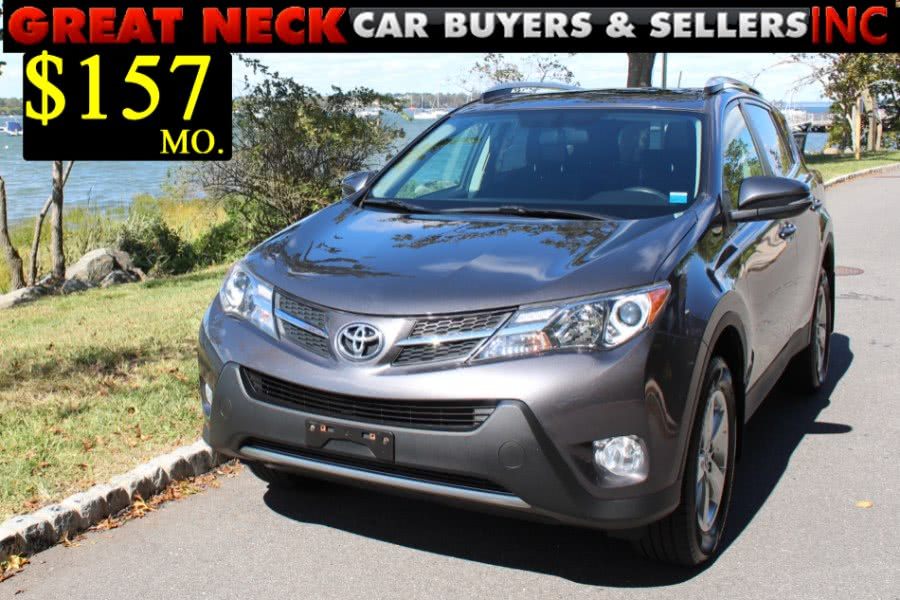 Used 2015 Toyota RAV4 in Great Neck, New York