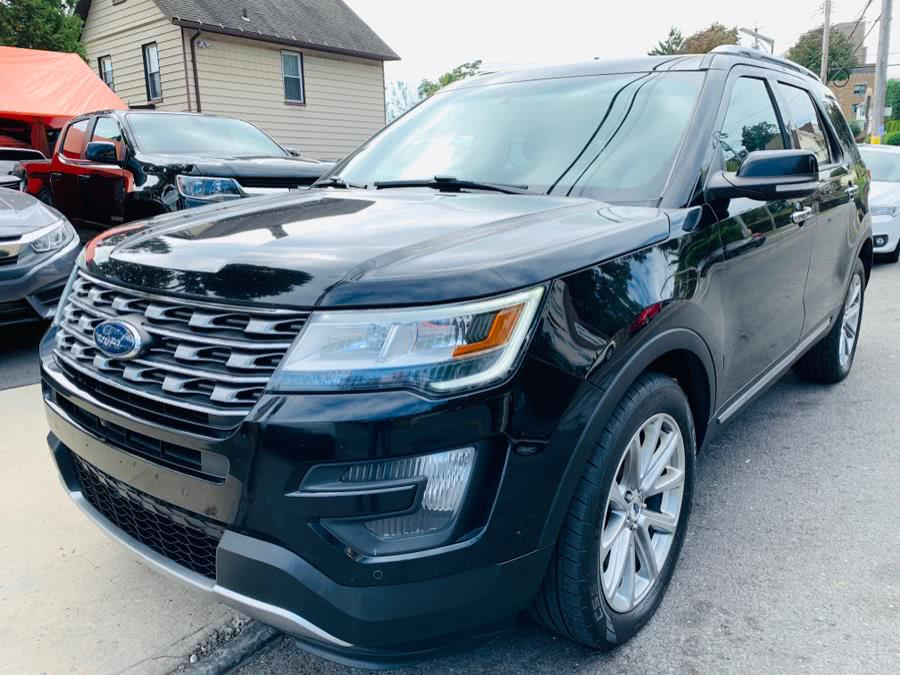 Used Ford Explorer 4WD 4dr Limited 2016 | JC Lopez Auto Sales Corp. Port Chester, New York
