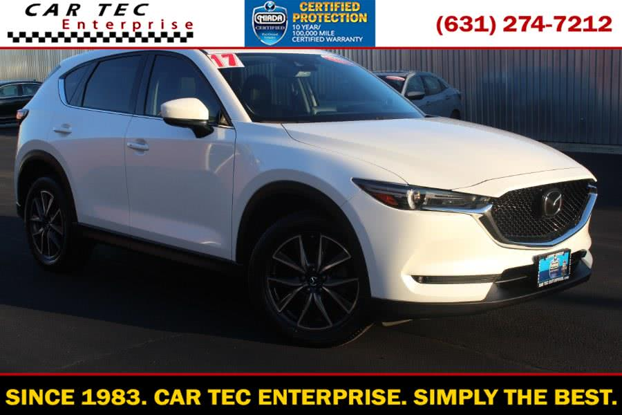 Used 2017 Mazda CX-5 in Deer Park, New York | Car Tec Enterprise Leasing & Sales LLC. Deer Park, New York