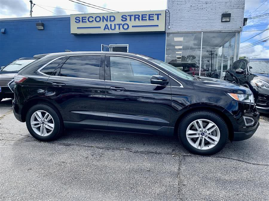Used Ford Edge SEL 2017 | Second Street Auto Sales Inc. Manchester, New Hampshire