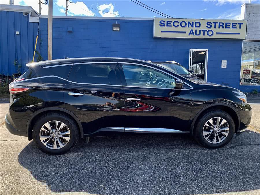 Used 2015 Nissan Murano in Manchester, New Hampshire | Second Street Auto Sales Inc. Manchester, New Hampshire