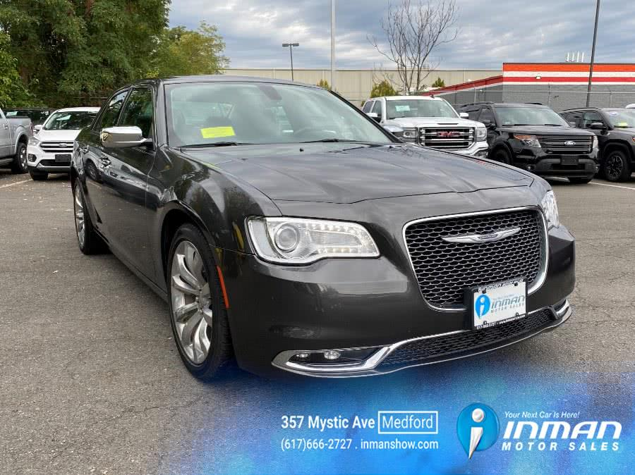 Used 2019 Chrysler 300 in Medford, Massachusetts | Inman Motors Sales. Medford, Massachusetts