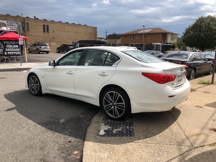 Used INFINITI Q50 4dr Sdn 3.0t Premium AWD 2016 | Signature Auto Sales. Franklin Square, New York