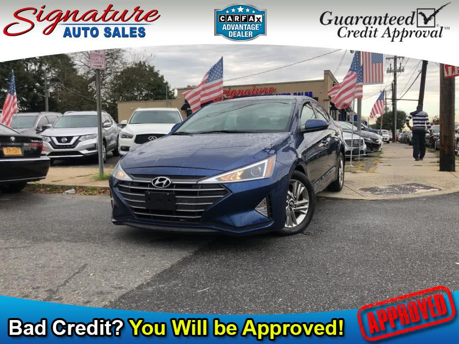 Used 2019 Hyundai Elantra in Franklin Square, New York | Signature Auto Sales. Franklin Square, New York