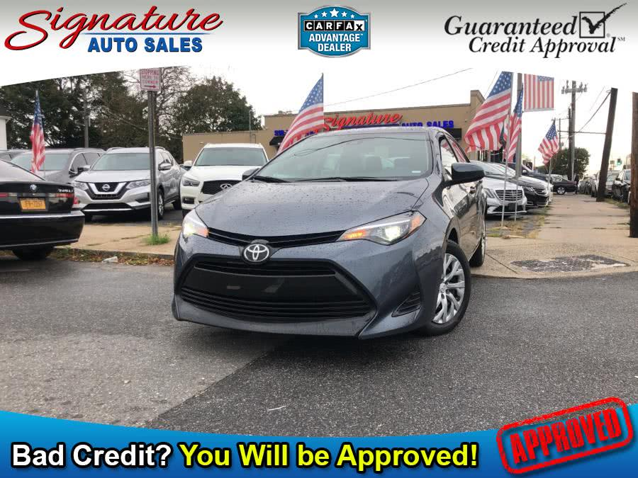 Used 2019 Toyota Corolla in Franklin Square, New York | Signature Auto Sales. Franklin Square, New York