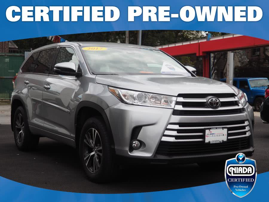 Used 2017 Toyota Highlander in Jackson Heights, New York | Connection Auto Sales Inc.. Jackson Heights, New York