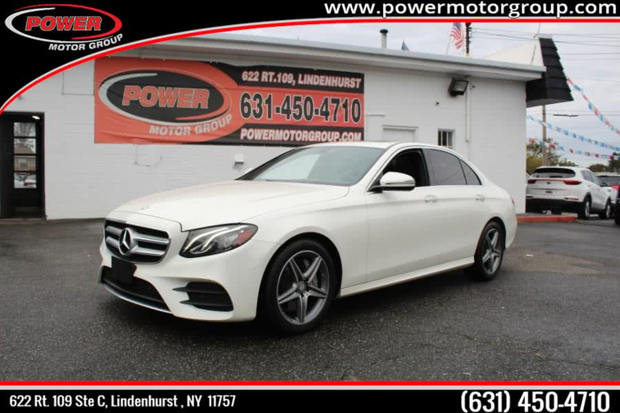 Used 2017 Mercedes-Benz E-Class in Lindenhurst , New York | Power Motor Group. Lindenhurst , New York