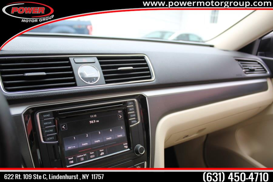Used Volkswagen Passat R-Line w/Comfort Pkg Auto 2017 | Power Motor Group. Lindenhurst , New York