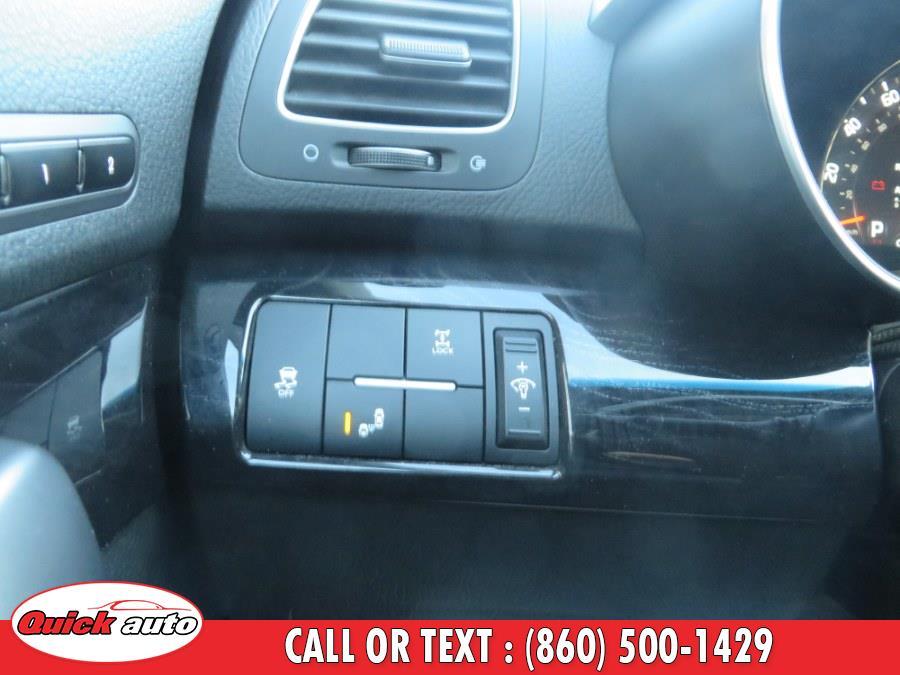 Used Kia Sorento AWD 4dr V6 EX 2015   Quick Auto LLC. Bristol, Connecticut